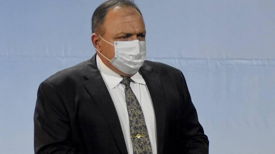 Eduardo Pazuello, ex-ministro da Saúde