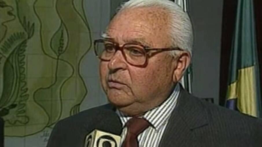 Emílio Hoffmann Gomes morreu aos 96 anos