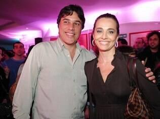 Carla Vilhena e Carlos Monnerat