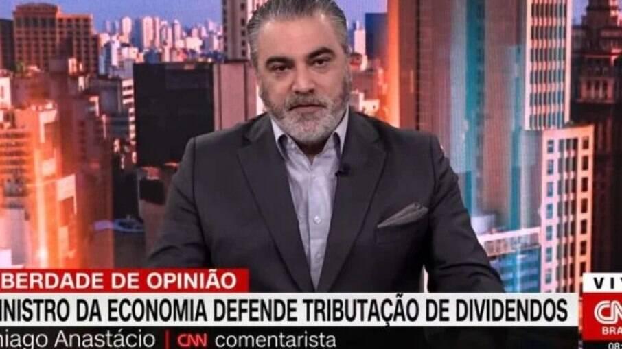 Comentarista chama Paulo Guedes de 'comunista' após ações do ministro