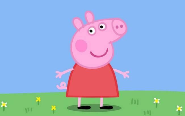 PEPPA PIG MONTANDO O ALFABETO