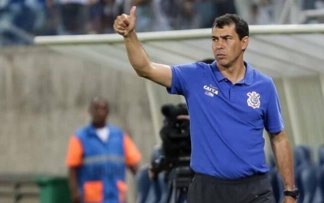 Fábio Carille pode deixar o Corinthians