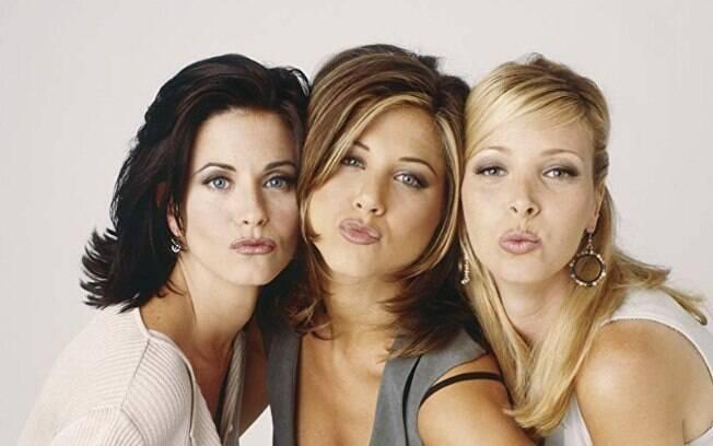 Jennifer Aniston, Lisa Kudrow e Courteney Cox