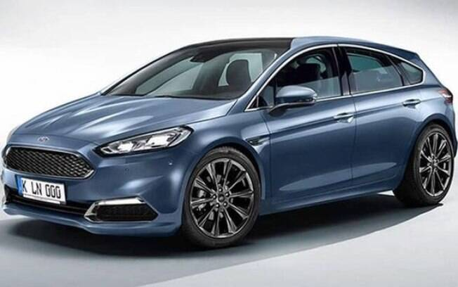 Em sua terceira geração, o mais novo entre os carros médios continua sendo vendido na Europa onde faz muito sucesso