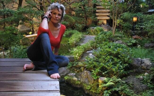 Ana Maria Braga grava série para seu programa no Japão