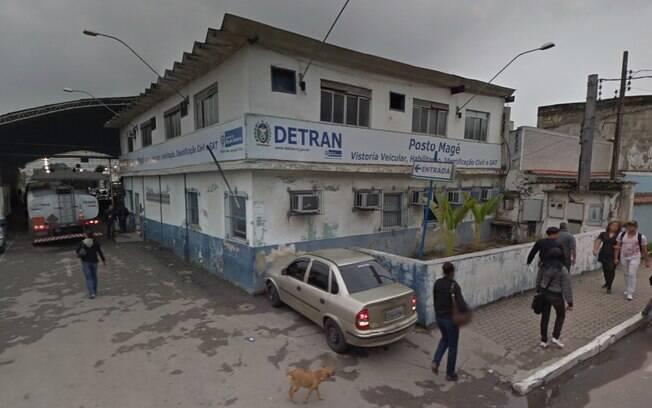 Operação do Ministério Público no Detran de Magé (RJ) contou com apoio da Corregedoria da Polícia Civil