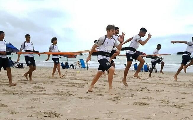 Ponte treina em Maceio e Kleina prevê jogo duro contra o Botafogo