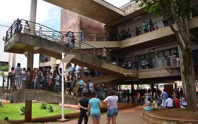 Vestibular da Unicamp teve 77.760 candidatos, que concorreram a 3.320 vagas em 70 cursos