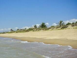 Praias da região são um verdadeiro deleite aos olhos