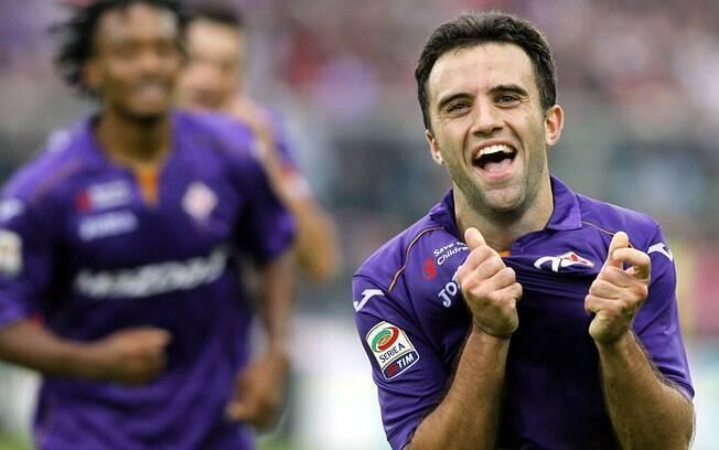 Rossi comandou a virada da Fiorentina para cima da Juventus em seu estádio