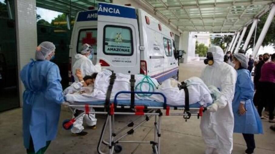 Expectativa é transferir 1,5 mil pacientes de Manaus para outras capitais