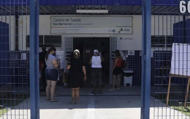 Campinas abre novamente 14 CS para atendimento covid no fim de semana