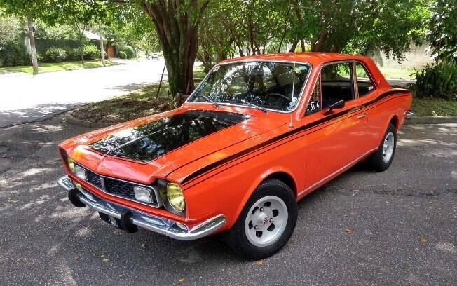 Ford Corcel GT era sinônimo de diversão e desempenho para os padrões da época. Agora, personalidade tinha de sobra