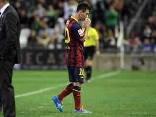 Messi fará a sua recuperação em duas etapas, sendo uma na Espanha e outra na Argentina