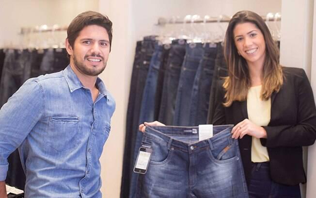 PRS Jeans especialista em jeans, esta no mercado a mais de 30 anos. Foto: Divulgação