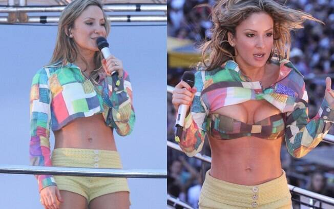 Claudia Leitte é a segunda atração da Bahia a visitar o reality show