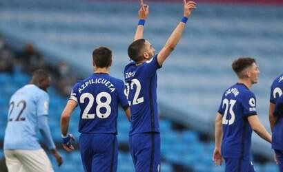 Em 'prévia' de final da Liga dos Campeões, Chelsea vence City