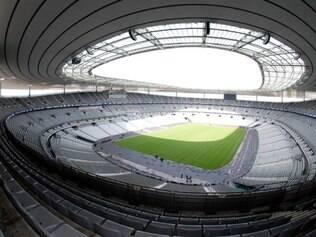 O jogo entre a seleção brasileira e os franceses será no Stade de France, em Paris