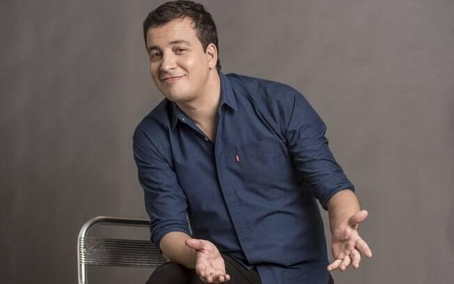 Rafael Cortez comemora nova fase na Globo: