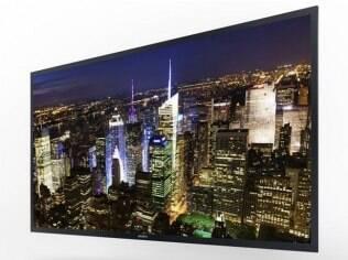 Nova TV da Sony tem painel OLED e resolução Ultra HD, mas ainda é só um protótipo