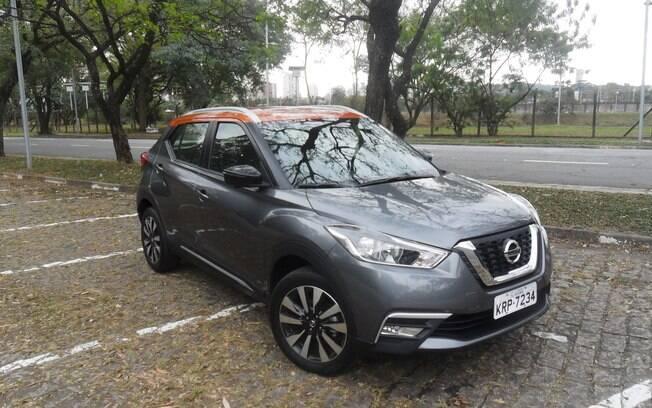 Importado do México, o Nissan Kicks SL está R$ 1.910 mais caro e agora parte de R$ 91.900
