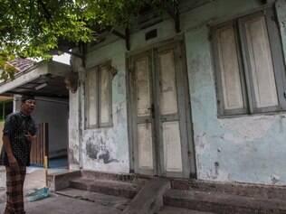 Na Ilha de Java, casa de família que estava entre os indonésios presos na Turquia passou mais de um mês trancada