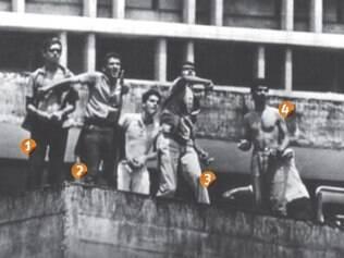 Nilmário, Leô, Carlos, Edson e Oldack: universitários, em 1967 viveram intensamente a luta contra a ditadura, e não se arrependem dos seus atos