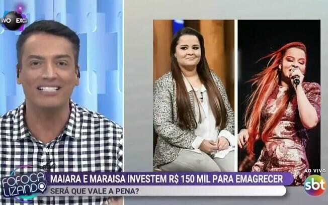 Leo Dias, Maiara e Maraísa