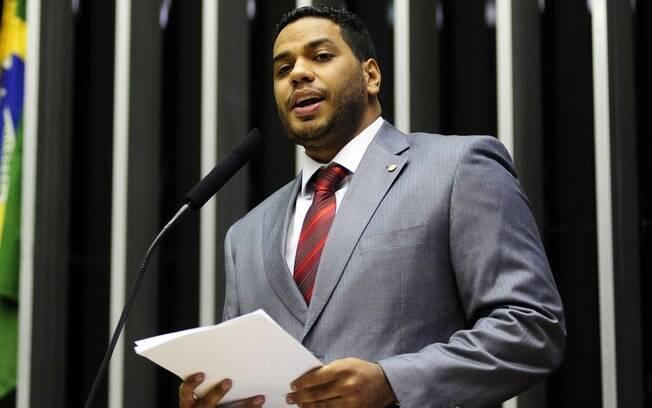 O deputado Jhonatan de Jesus (RR) é indicado do PRB para a comissão do impeachment.. Foto: Gustavo Lima/ Câmara dos Deputados