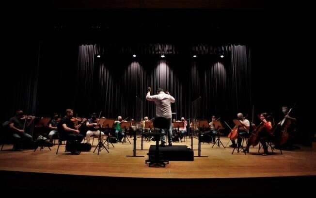 Orquestra Sinfônica homenageia 80 anos da PUC-Campinas