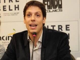 Fabio Porchat: 'Que bom que Sherazade me acha engraçadinho'