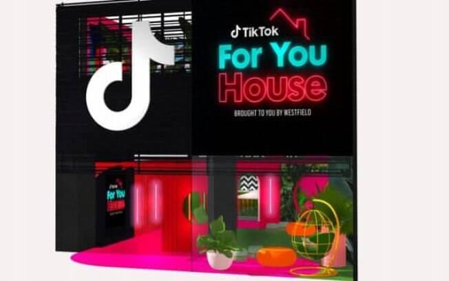 TikTok abre primeiro espaço físico para influenciadores e fãs no Reino Unido