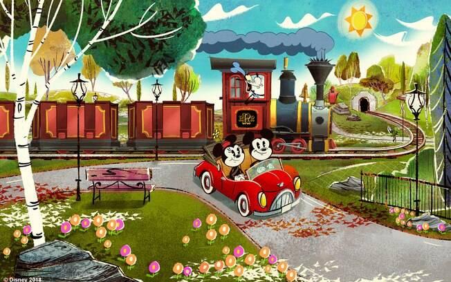Uma das coisas para fazer em Orlando em 2019 será participar de uma aventura única com Mickey Mouse & Cia.