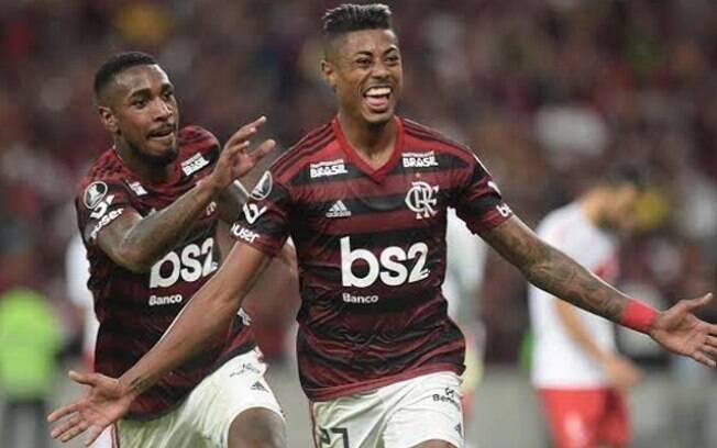 Gerson e Bruno Henrique