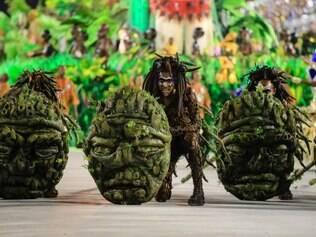 Com homenagem a Guiné Equatorial, Beija-Flor é campeã do carnaval