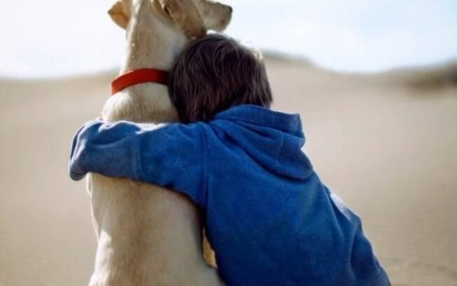 Pesquisa comprova que os pets ajudam a curar estresse, ansiedade e depressão