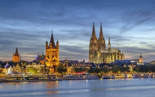 A descoberta aconteceu na cidade de Colônia, onde a biblioteca do Império Romano poderá ser vista pelo público
