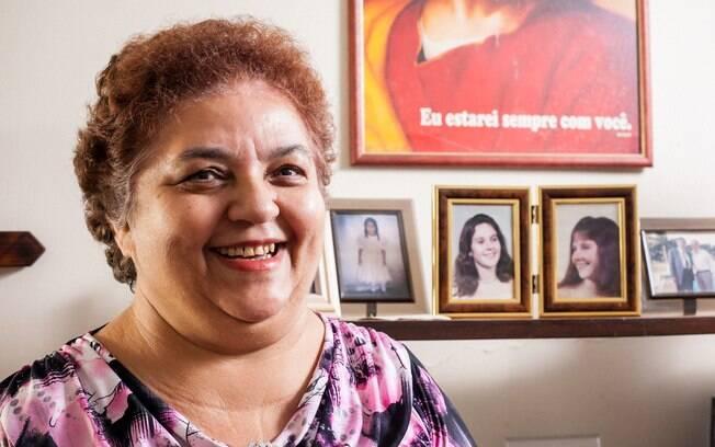Francisca Virginia Sobrinha trabalha com os Merlo há 34 anos: