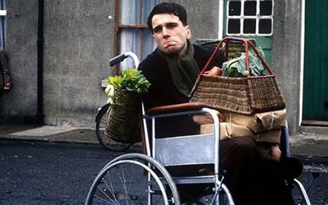 Daniel Day-Lewis — Christy Brown, 'Meu Pé Esquerdo' (1989)