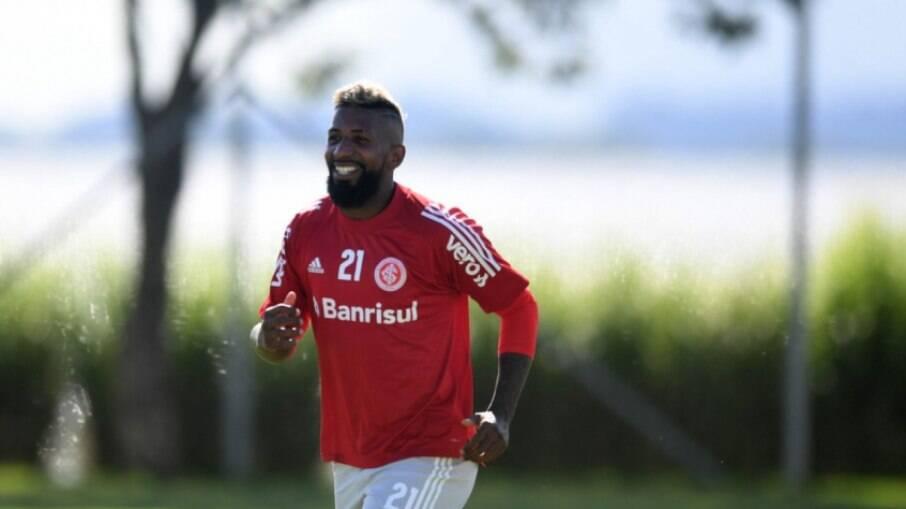 Rodinei deve voltar ao Flamengo