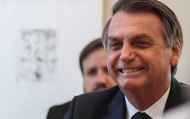 Bolsonaro disse também que sabia da responsabilidade que enfrentaria e que acredita na recuperação do país