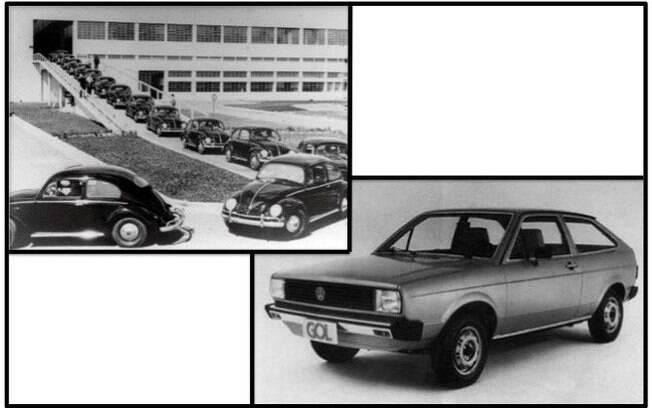 O primeiro Fusca fabricado no Brasil, saindo da linha de montagem em 1959, foi líder de vendas por 24 anos. O Gol, lançado em 1980, foi o carro mais vendido do Brasil por 27 anos