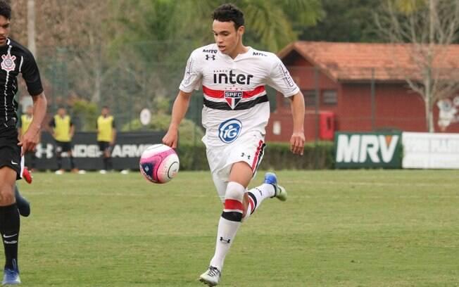 São Paulo x Corinthians pelo Paulistão sub-20