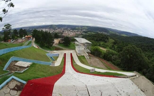 Ski Mountain Park em São Roque