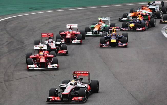 GP do Brasil de Formula 1, Interlagos em 2012 by esporte.ig.com.br