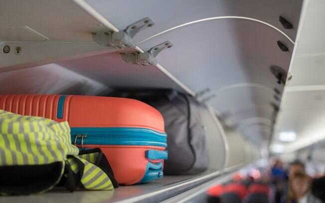 Bagagem de mão e bagagem de cabine. Qual a diferença?