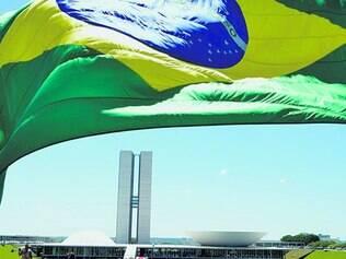Reprovação. Um a cada três brasileiros está insatisfeito com o desempenho do deputados e senadores que compõem o Congresso