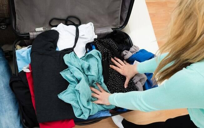 Ter uma mala de viagem bem organizada é o segredo para um passeio mais tranquilo e sem estresse