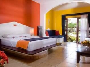 No Essenza hotel, apartamentos têm decoração especial e vista exclusiva para o mar