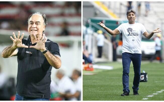 Grêmio vence em BH a primeira da final da Copa do Brasil
